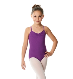 Girls Cotton Camisole Dance Leotard Nell